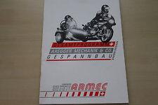 166258) Armec Gespannbau - Modellprogramm - Prospekt 198?