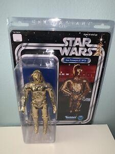 "Star Wars Gentle Giant C-3PO 12"" Jumbo Kenner HTF RARE Action Figure"