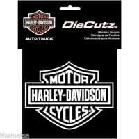 HARLEY DAVIDSON MOTORCYCLES LIVE TO RIDE BAR /& SHIELD CLASSIC STICKER DECAL