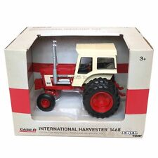 1/32 International Harvester 1468 with Duals and Cab by ERTL 14942 NEW