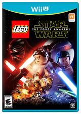 LEGO Star Wars - The Force Awakens New Nintendo Wii U
