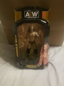 2021 AEW Unrivaled Series 5 Jungle Boy Action Figure IN HAND