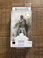 "EZIO LEGENDARY ASSASSIN UNHOODED Assassin's Creed Brotherhood 7"" Figure TRU 2011"