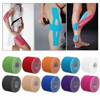 Kinesiology Tape | Sports Physio Knee Shoulder Body Muscle Support For Sports uk