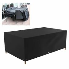 WINOMO Outdoor Patio Furniture Protector Covers Waterproof Sofa Table Chair Set