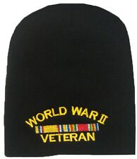 0306382f342    WW2 WORLD WAR 2    SKULL BEANIE WINTER HATS MILITARY LAW
