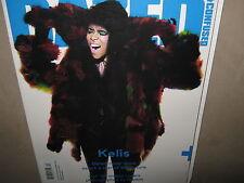 DAZED & CONFUSED Vol III/04 December 2011 KELIS Cover ALICIA KEYS Bjork