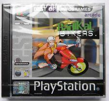 RADIKAL BIKERS PS1 PLAYSTATION ONE  PAL ITA SIGILLATO
