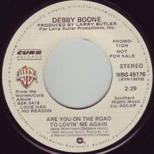DEBBY BOONE Are You On The Road To Lovin' Me Again ((**NEW 45 DJ**)) from 1980