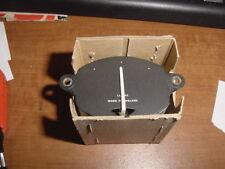 NOS Lucas AMP Gauge Rover 60 90 75 105 80 100 3 liter Ammeter