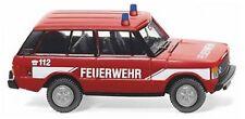 Wiking 010503 - Feuerwehr Range Rover (1:87) NEU/OVP - Vorbestellung