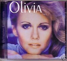 SEALED CD OLIVIA NEWTON-JOHN DEFINITE COLLECTION ORIGINAL DUTCH RELEASE 22 HITS