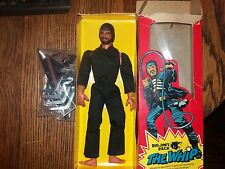 Big Jim's P.A.C.K. The Whip IN BOX MADE BY MATTEL