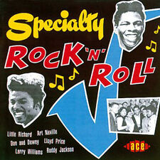 "SPECIALITY ROCK 'N' ROLL  ""LITTLE RICHARD, ART NEVILLE, LLOYD PRICE & MANY MORE"""