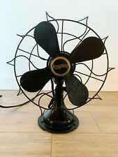 ANTIQUE VNTG WESTINGHOUSE 10-INCH OSCILLATING FAN WORKS GREAT EUC