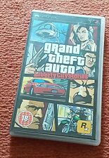 GRAND THEFT AUTO (GTA) LIBERTY CITY STORIES - PLAYSTATION PSP