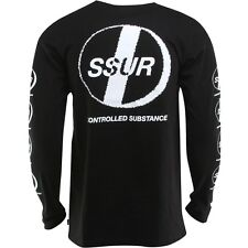 $49.99 Ssur Substance Long Sleeve Tee (black) S14607643Blk