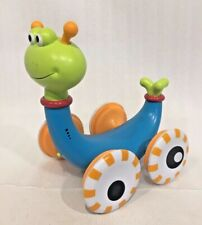 YOOkidOO Crawl N Go SNAIL TOY DEVELOPMENTAL Toy 6-24 Months NO Stacking Shell