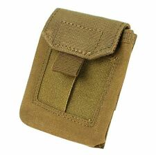 CONDOR MOLLE Nylon EMT Disposable Latex Glove Pouch ma49-498 - COYOTE BROWN