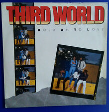 Third World: Hold On To Love, LP 1987