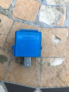 BMW 1 3 4 5 6 7 Series Z3 Z4 Z8 4-Pin Blue Relay  61368364581