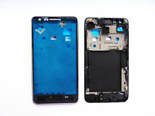 Black Middle Chassis Frame Board Front Bezel Samsung i9100 Galaxy S2 II + Tools