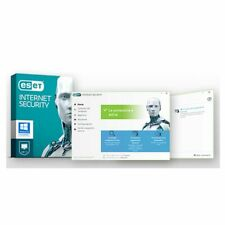 Nod32 Eset Internet Security 2pc 1anno