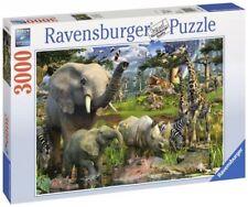 RAVENSBURGER 17070 PUZZLE 3000 PIEZAS ANIMALES EN EL ESTANQUE 3000 Pieces Jigsaw