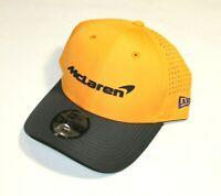 McLaren 2020 New Era 9FORTY Team Cap Hat F1 Formula 1