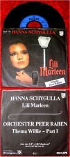 Single Hanna Schygulla: Lili Marleen (musica: Peer Raben)
