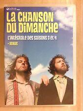 DVD RARE / LA CHANSON DU DIMANCHE / INTEGRALE SAISON 3 ET 4 / TRES BON ETAT