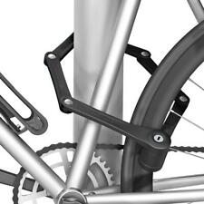 Seatylock - Foldylock Compact - 85cm - Sold Secure Silver - Rust Free- For Ebike