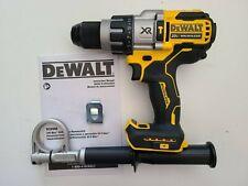 "DEWALT DCD998B 20V 20 VOLT MAX Brushless 1/2"" Drill/Hammerdrill Power Detect NEW"