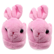 """Doll Clothes Bunny Slippers Shoes Fit 18"""" Doll  Clothes Accessory"""
