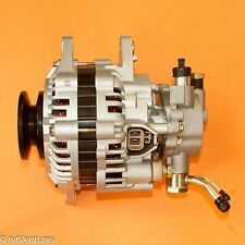 Heavy Duty Alternator 12V 110A Fits Mitsubishi Triton Pajero 4D55 4D56 Single