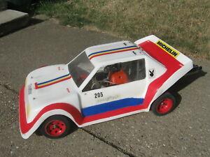 DWA RAM 1:4 RC Car no RACO Quarterscale Bigscale 80ies onroad Sammler Oldtimer