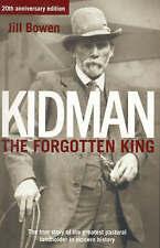 NEW Kidman The Forgotten King by Jill Bowen