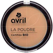 Avril - Poudre bronzante Caramel doré 7g - certifié bio