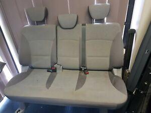 HYUNDAI IMAX 2012 REAR SEATS