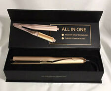 All-In-One Ionic Technology Styling Tool: Straightener & Curling Iron