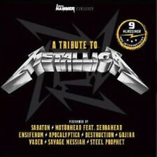 Tribute To METALLICA ( 2 Compilations / Cardsleeve )