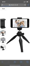 Smartphone Tripod 18 Cm (7 In) Compatible With iPhones 6-11, Samsung, Huwawei