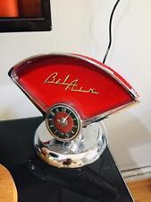 Handmade Office Home Decoration Table Lamp Chevrolet Belair Speedometer Gauge