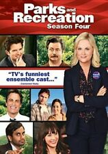 Parks and Recreation Season Four 0025192124037 With Amy Poehler DVD Region 1