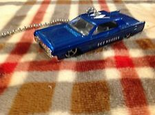 Hot wheels 1964 Lincoln Continental Hand Made Ceiling  Fan-Light Pull-1964
