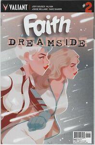 FAITH 2 COVER B SIBYLLINE MEYNET VARIANT