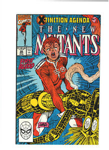 New Mutants #95 VF 8.0 Marvel Rob Liefeld X-Tinction Agenda pt2, Cable