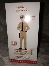 Hallmark Keepsake Talking Ornament 2015: Deputy Barney Fife: Andy Griffith Show