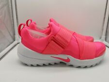 0c5c75cc754 Size  8. Nike Womens Air Zoom Gimme UK 5 Racer Pink White 875849-600 Golf  Shoes