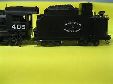 Ho scale Decals Only. Denver & Salt Lake & Rio Grande. Two sets